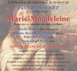 Marie-Magdeleine de Massenet