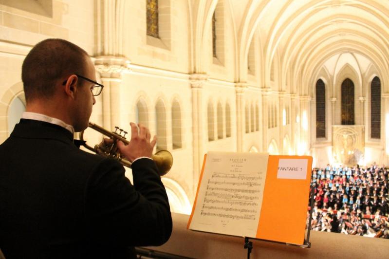 Verdi Le chesnay Ensemble polyphonique de versailles