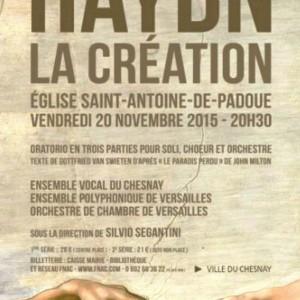HAYDN - La Création
