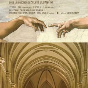 Affiche LA CREATION_LECHESNAY