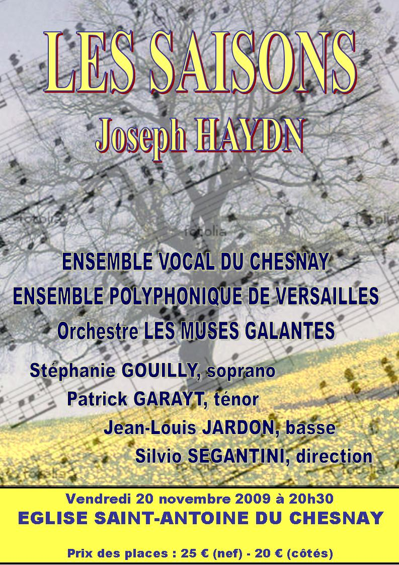 Ensemble Polyphonique de Paris - Jeu de Noel