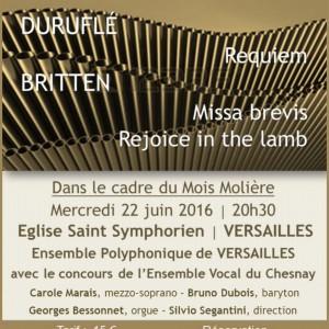 EPV_DURUFLE-BRITTEN_Affiche Versailles