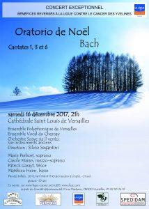 BACH - Oratorio de Noël (cantates 1 - 3 - 6)