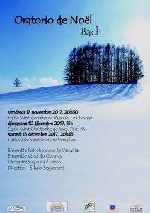 BACH - Oratorio de Noël