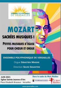 Concert reporté - Petites musiques d'église pour chœur et orgue